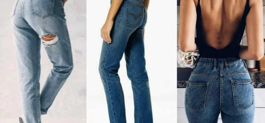 styles of jeans